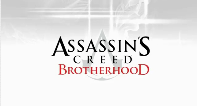Assasins Creed Brotherhood &#8211; Trailer