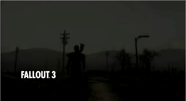 Fallout 3 &#8211; Trailer