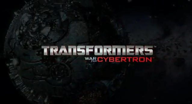 Transformers War For Cybertron &#8211; Trailer
