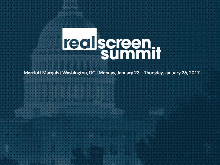 2017 Real Screen Summit