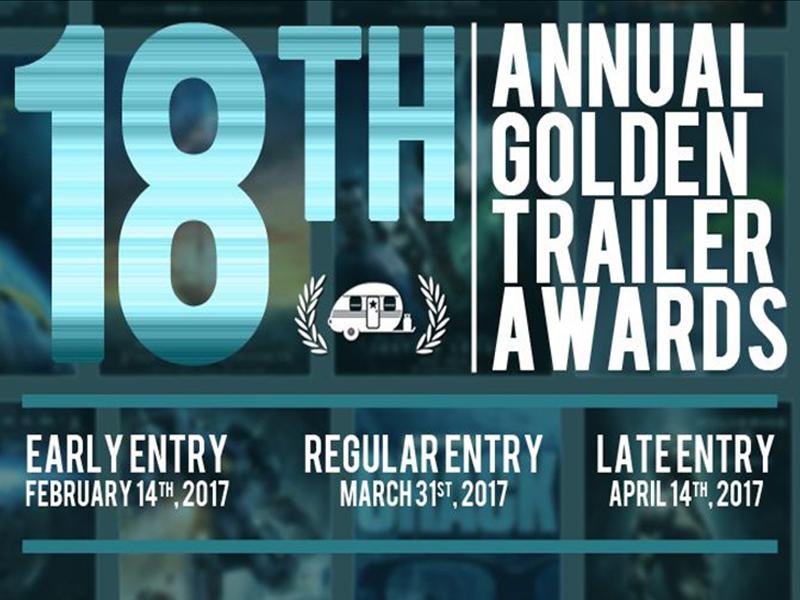 18th Annual Golden Trailer Awards