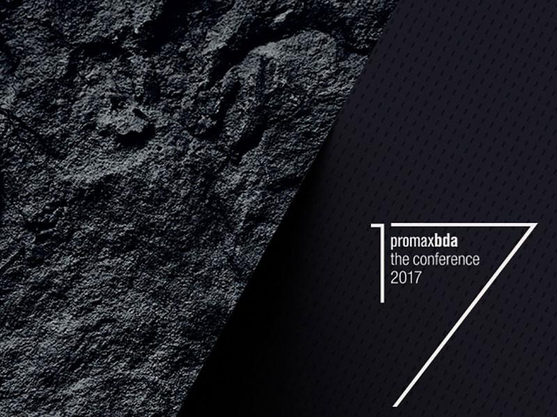 2017 PromaxBDA: The Conference 2017