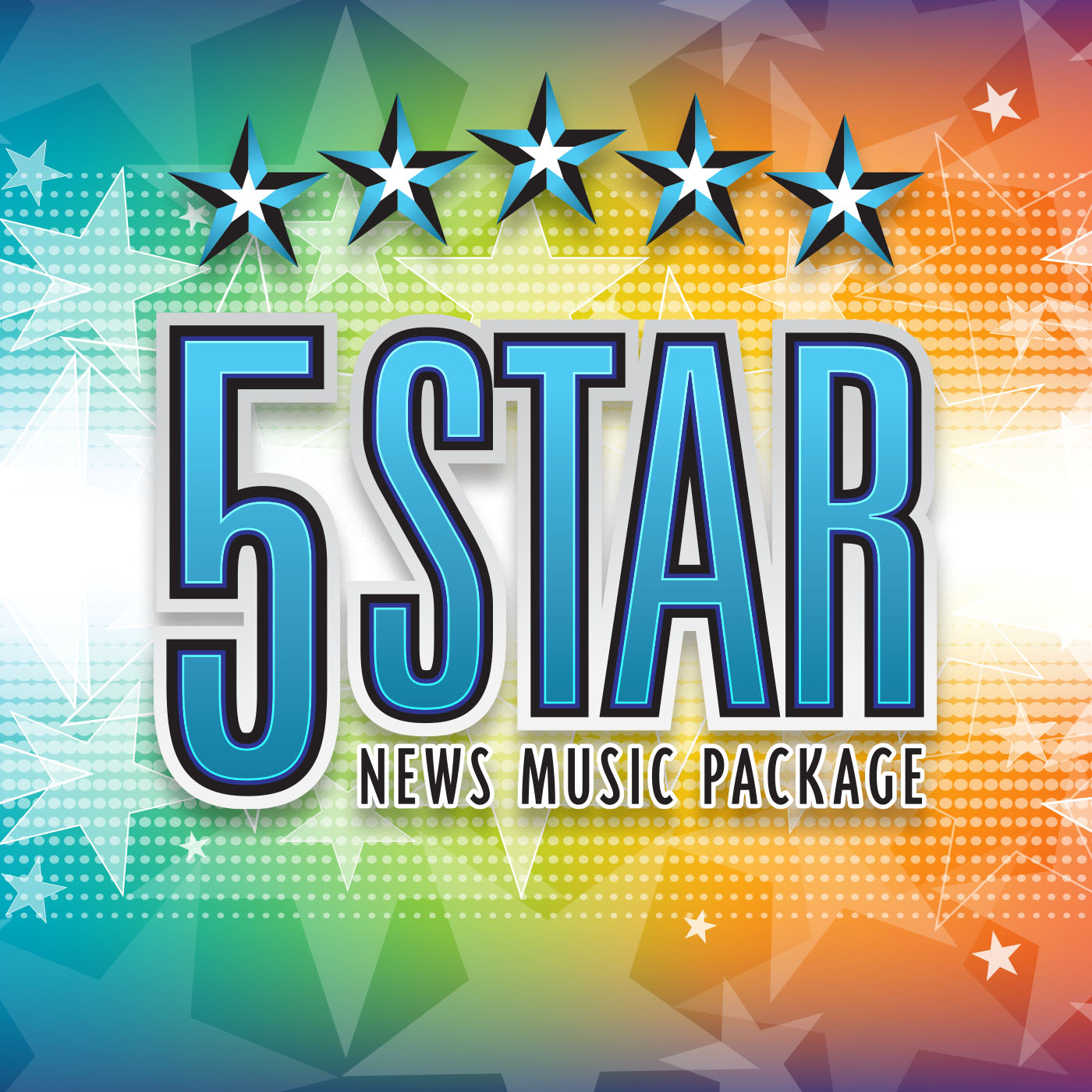 5 Star News Music Package