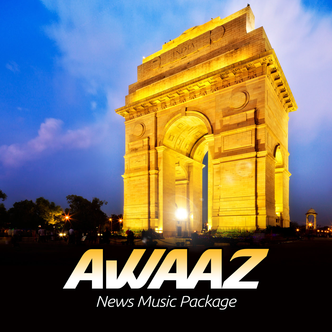 AWAAZ News Music Package