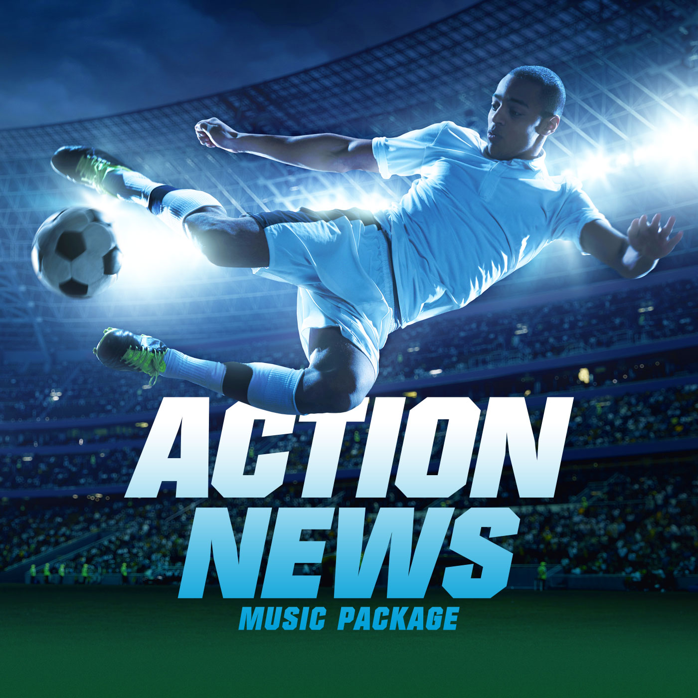 Action News News Music Package