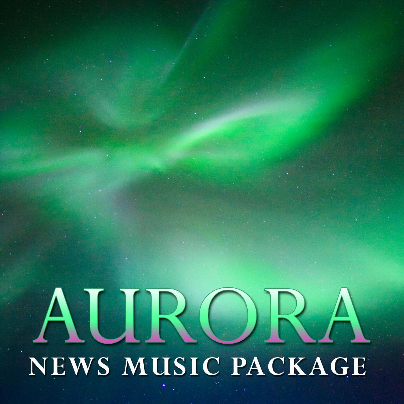 Aurora News Music Package