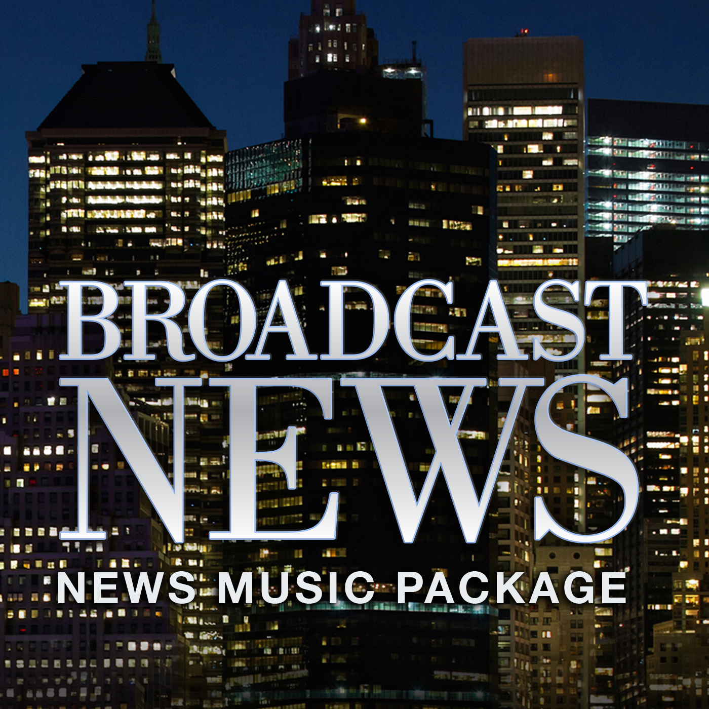Broadcast News Music Package