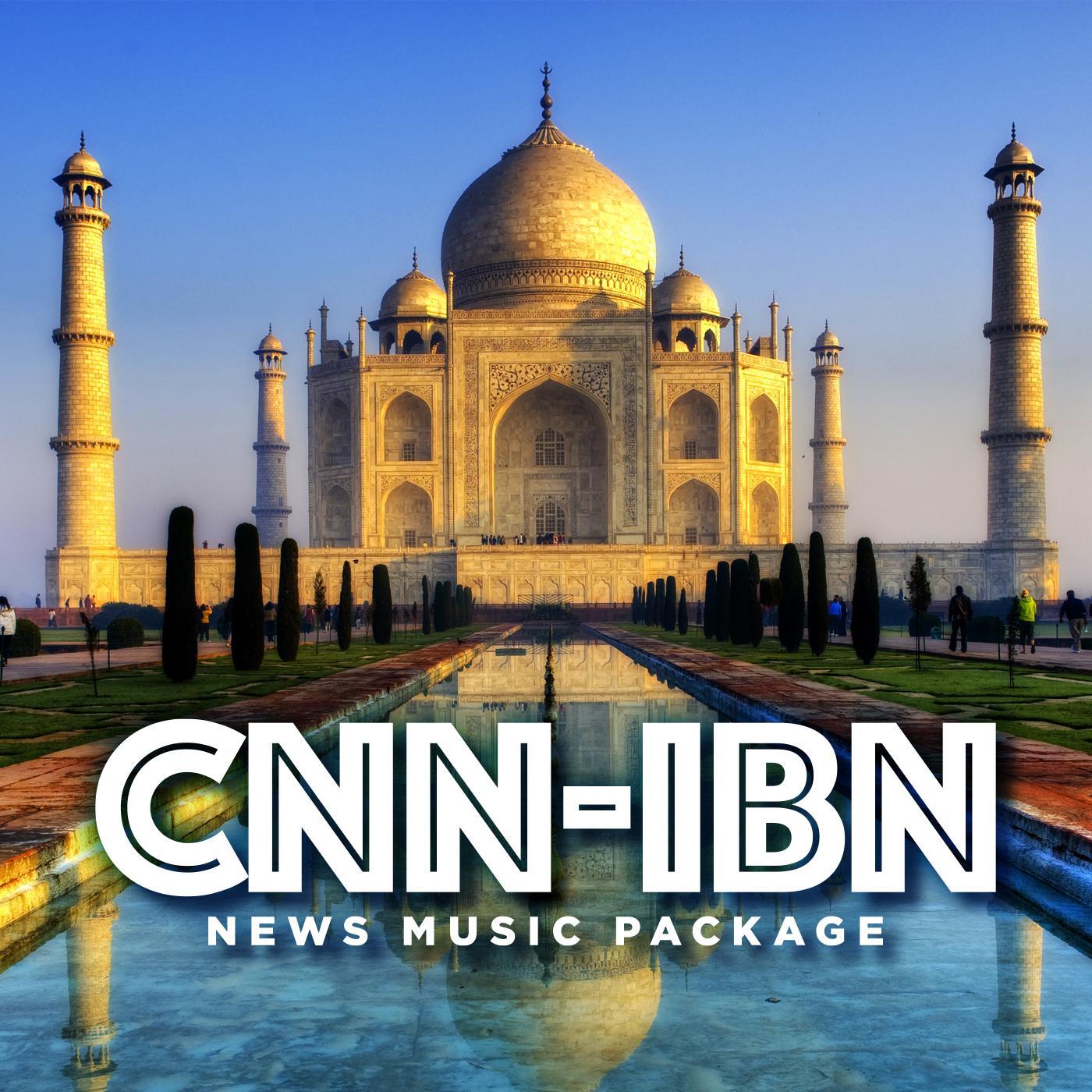 CNN-IBN News Music Package