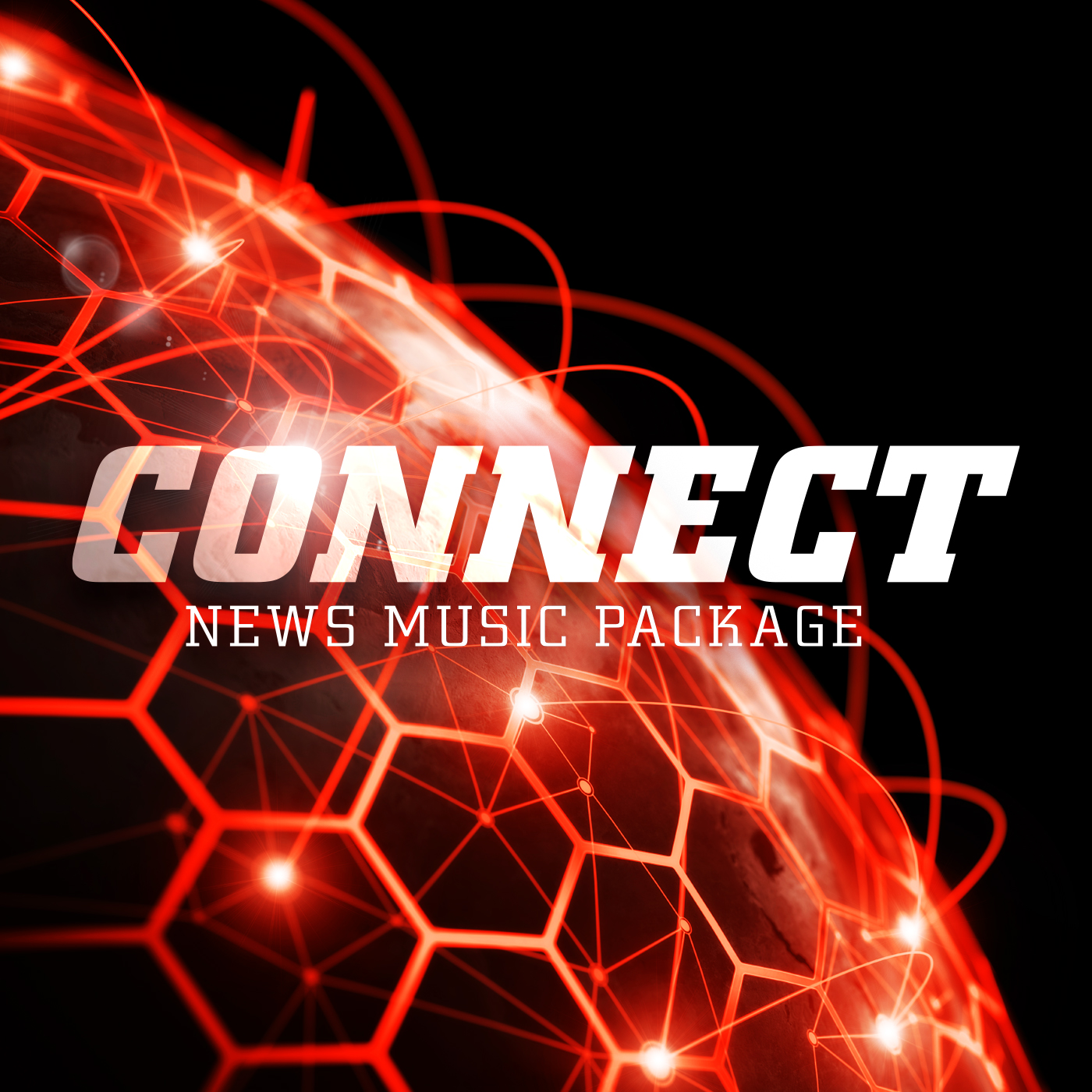 Connect News Music Package