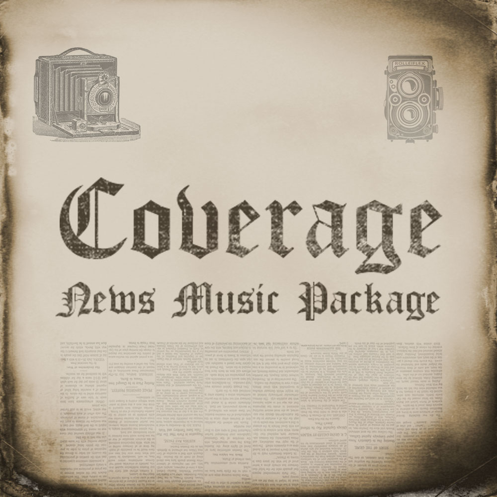 Coverage News Music Package
