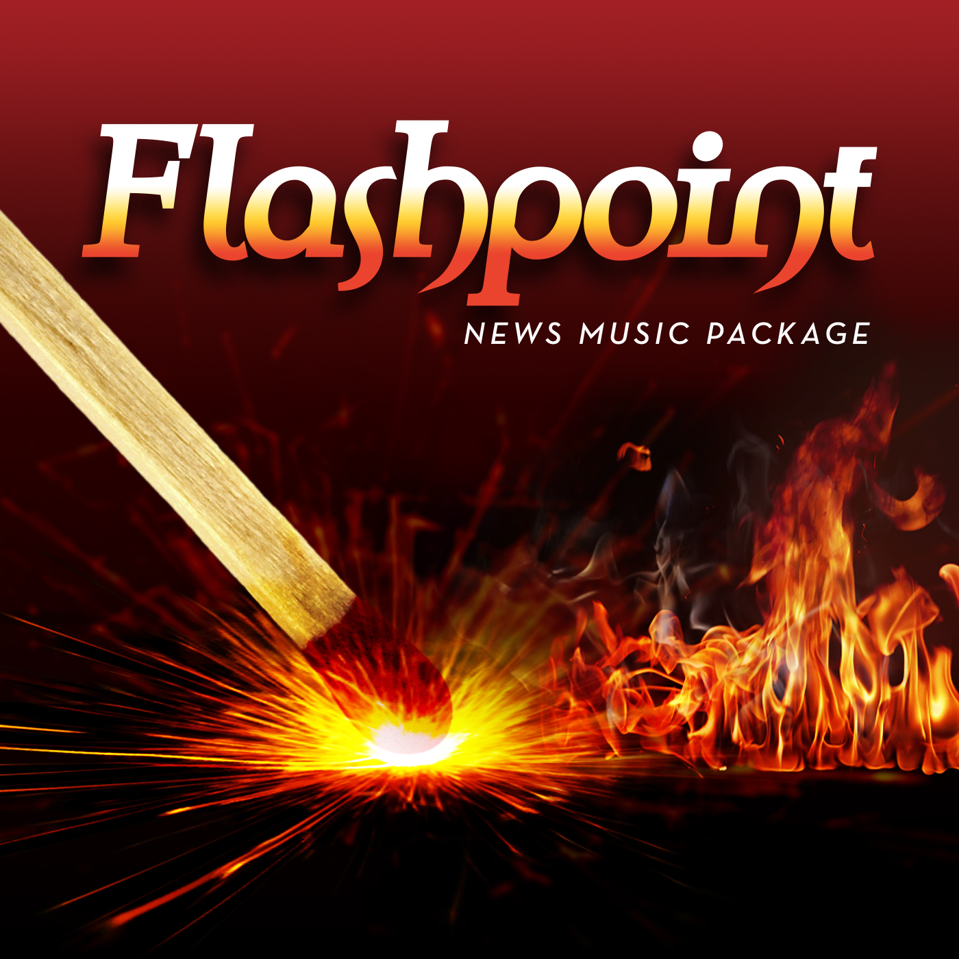 Flashpoint News Music Package