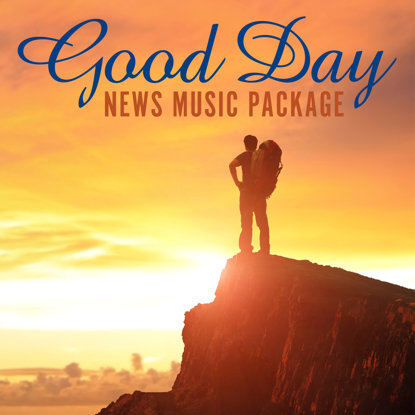 Good Day News Music Package