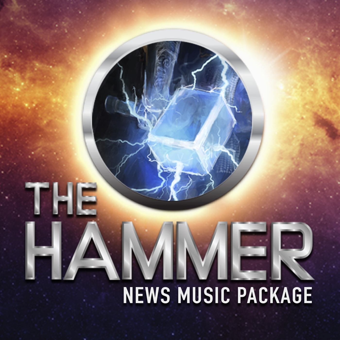 The Hammer News Music Package
