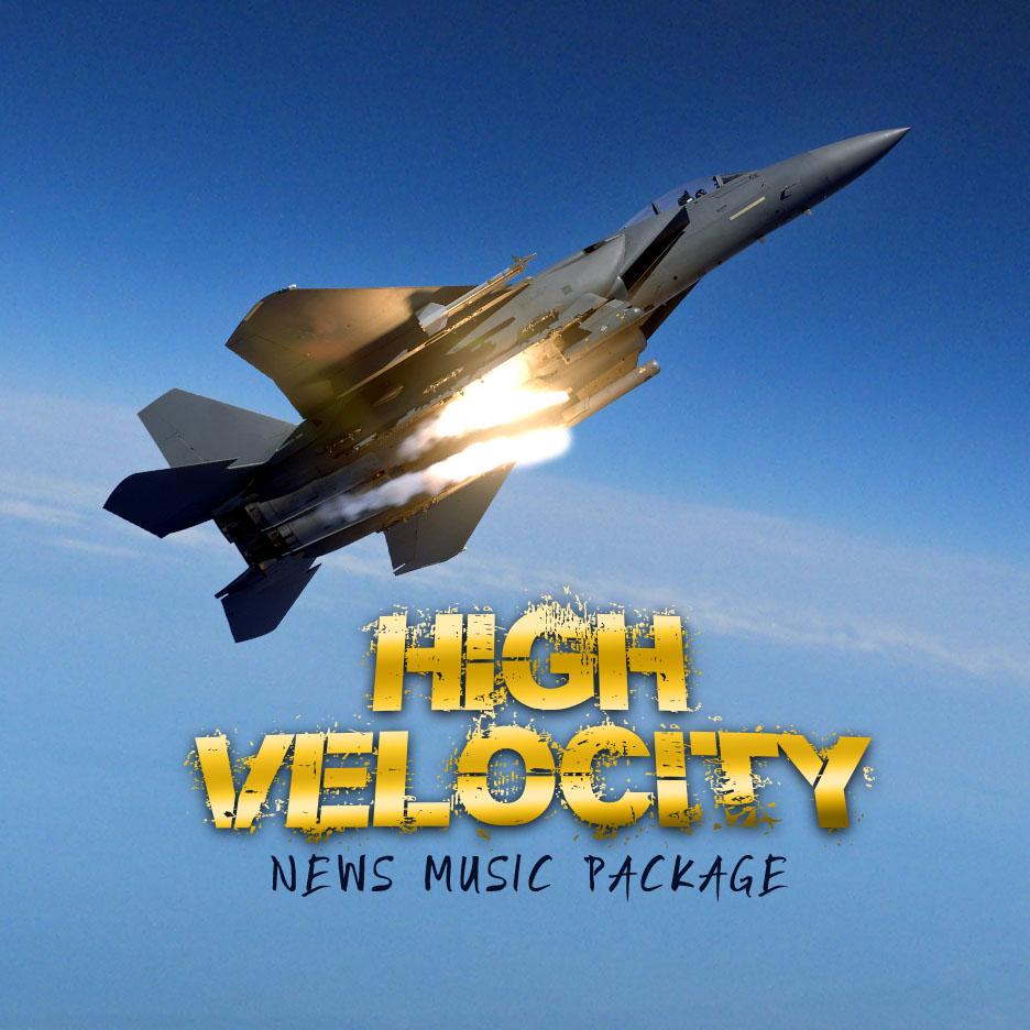 High Velocity News Music Series