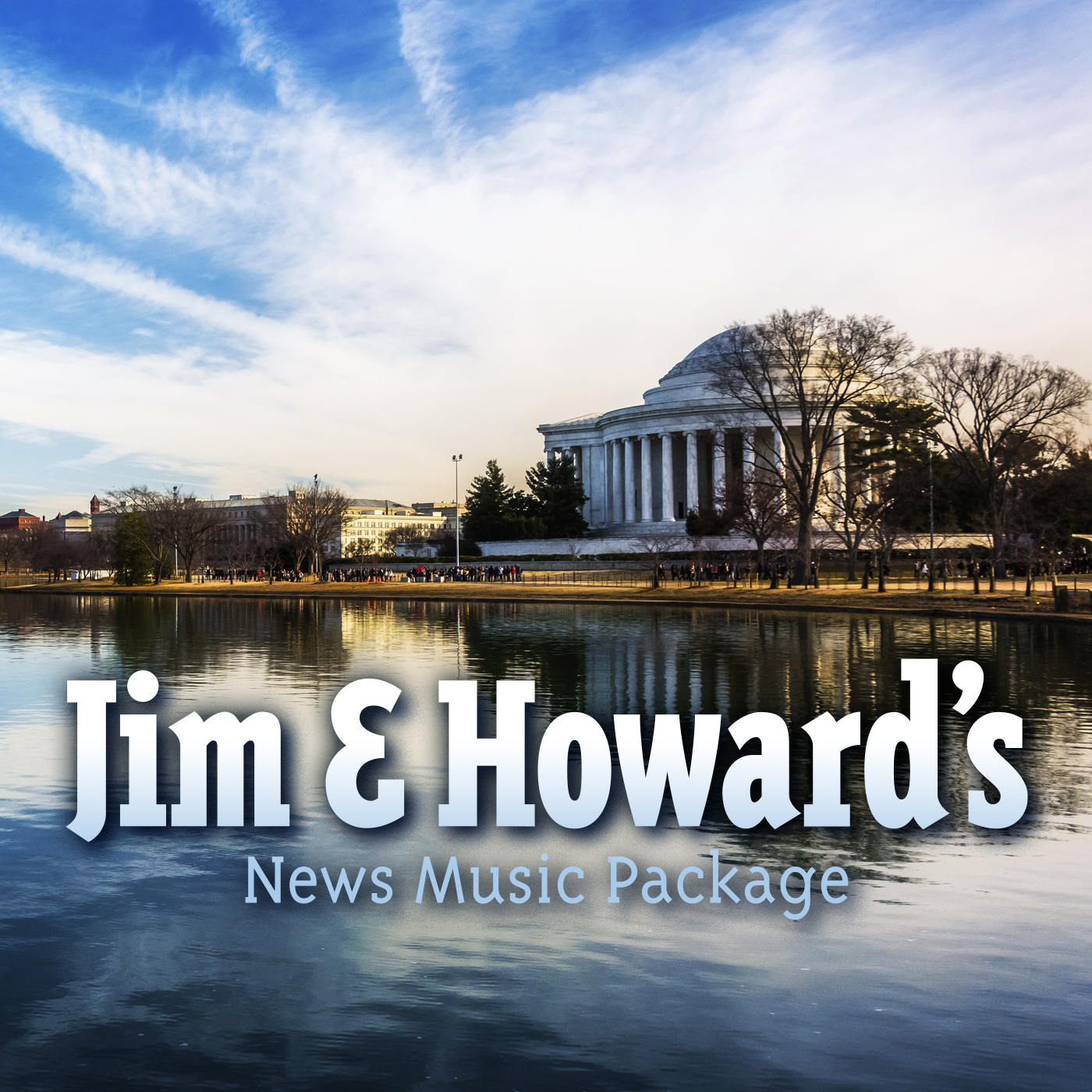 Jim & Howard's News Music Package