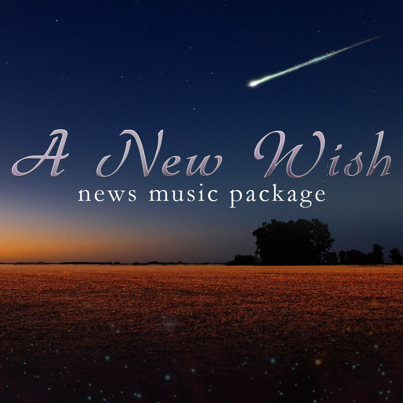 A New Wish News Music Package