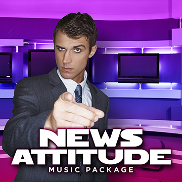 News Attitude News Music Package