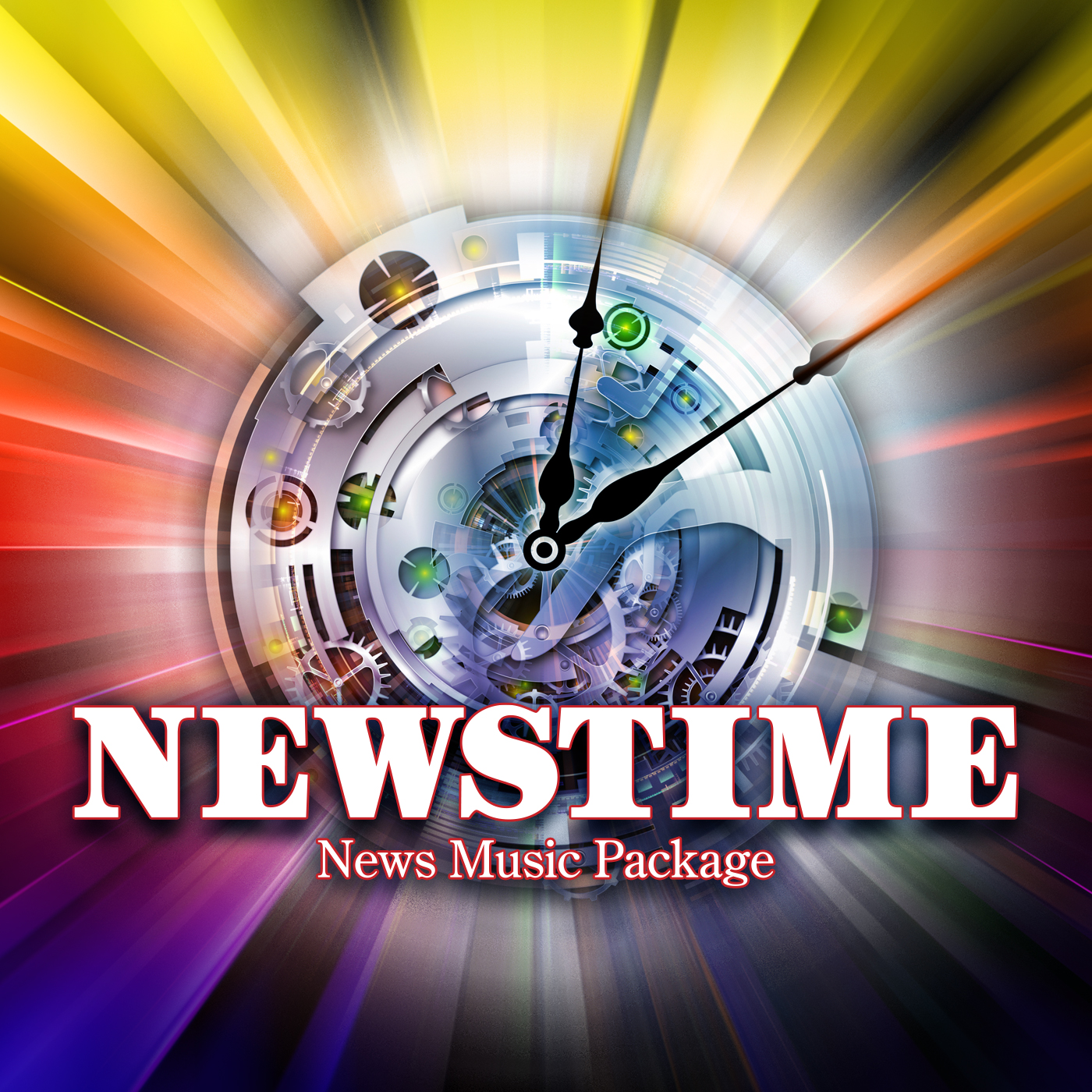 Newstime News Music Package