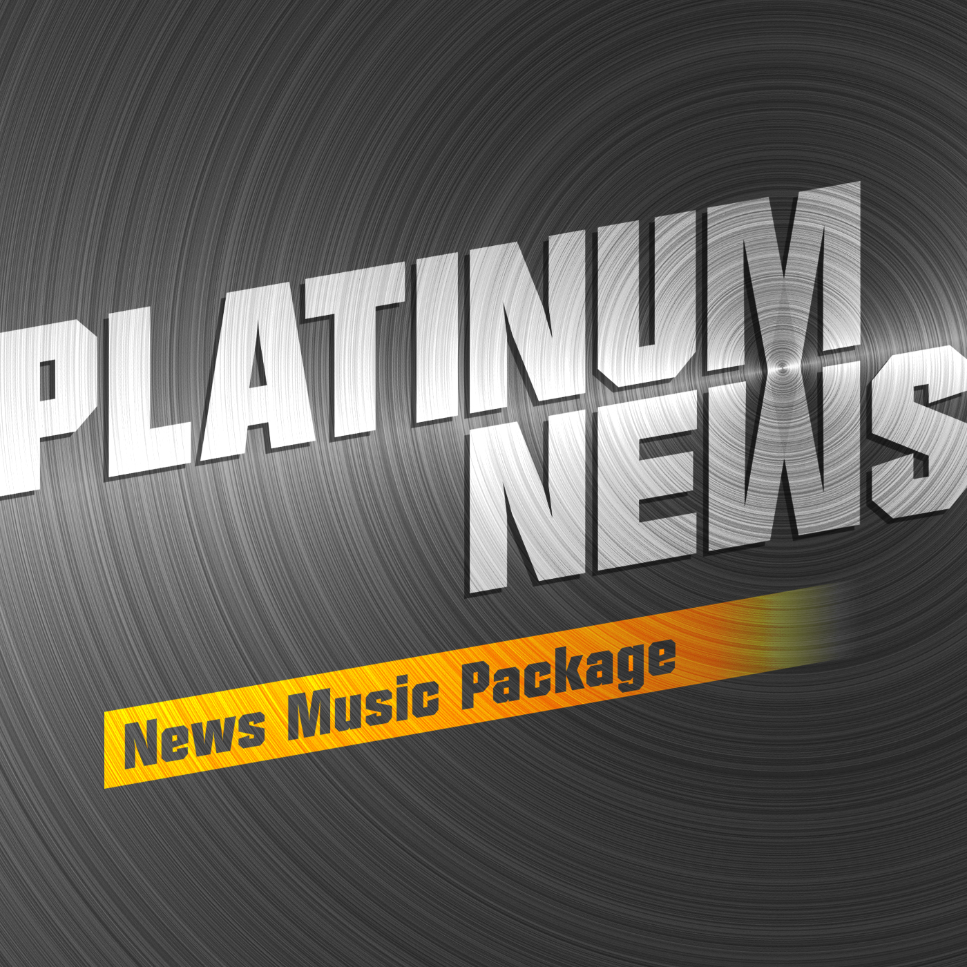 Platinum News Music Package