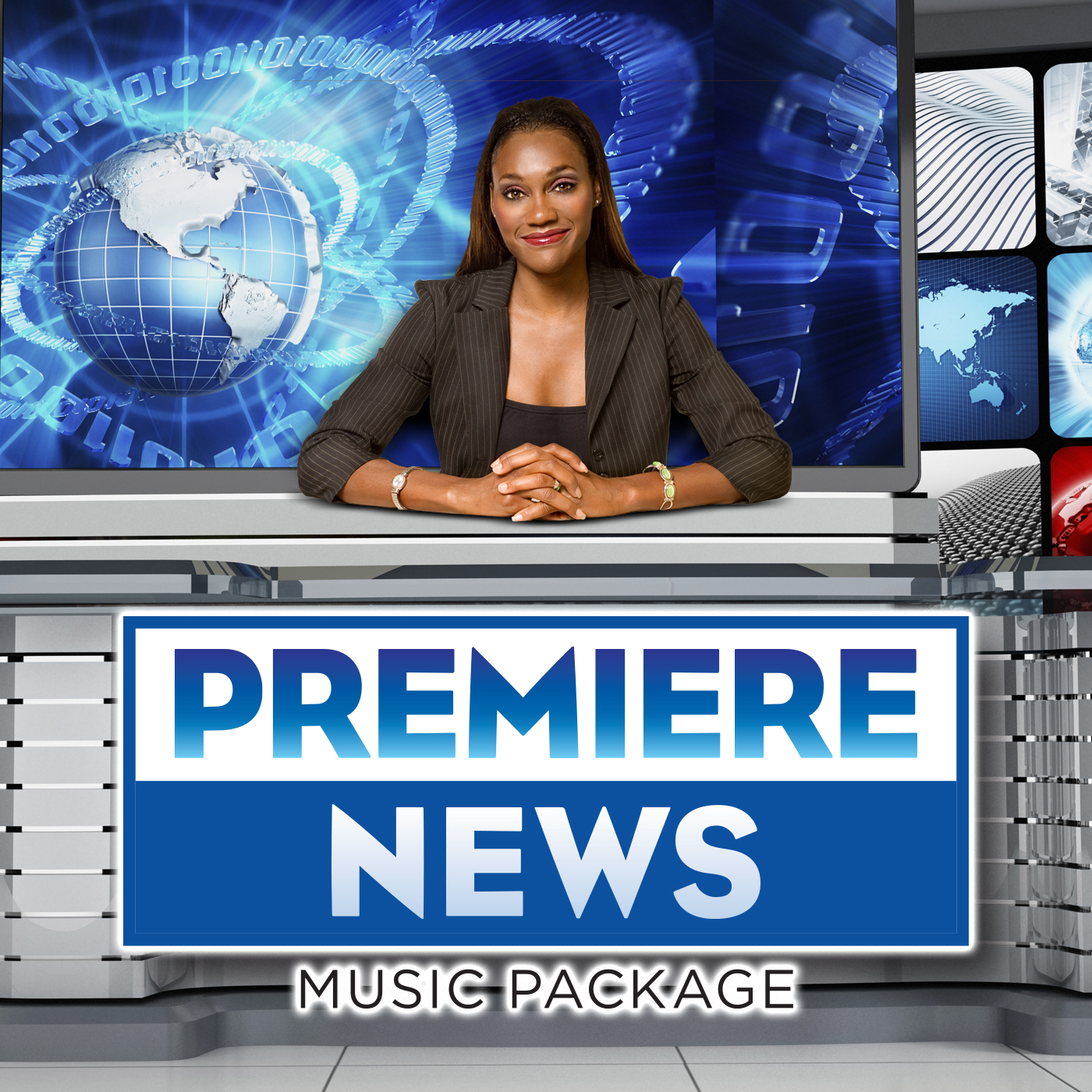 Premiere News Music Package