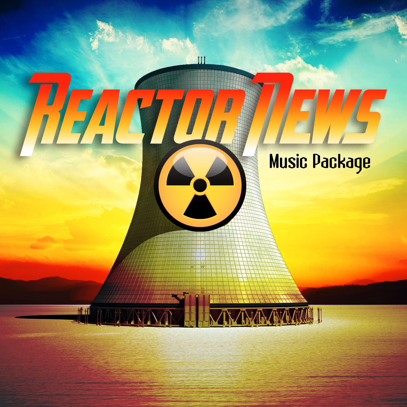 Reactor News Music Package