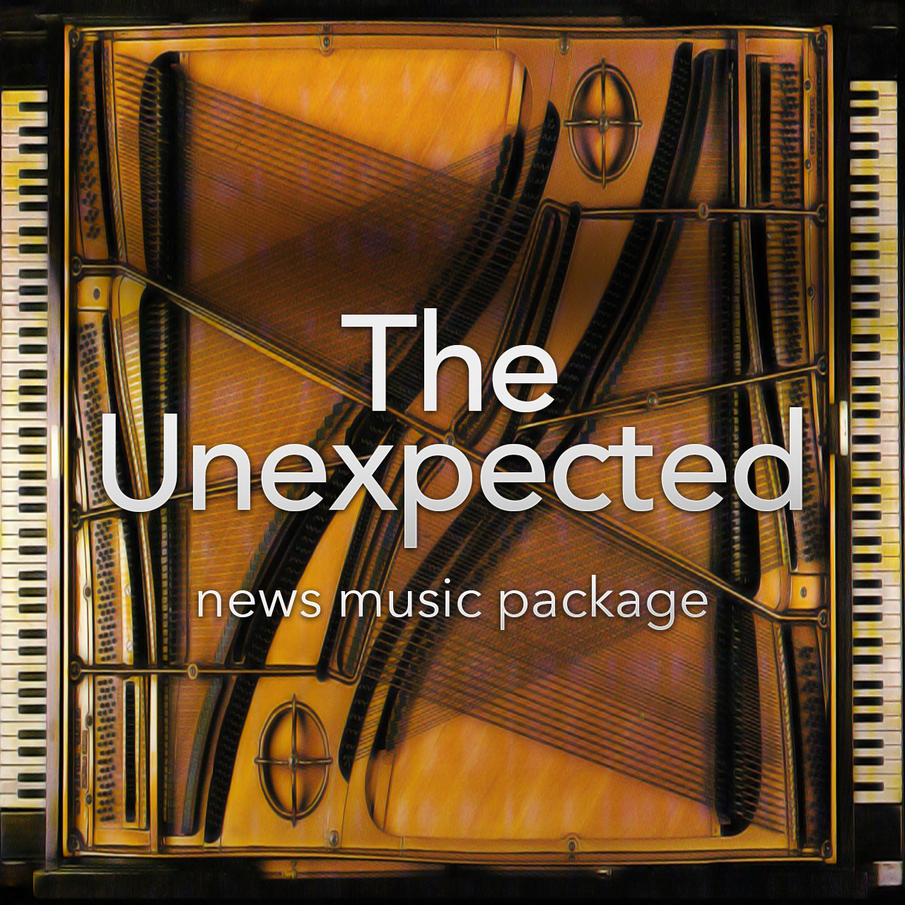 The Unexpected News Music Package