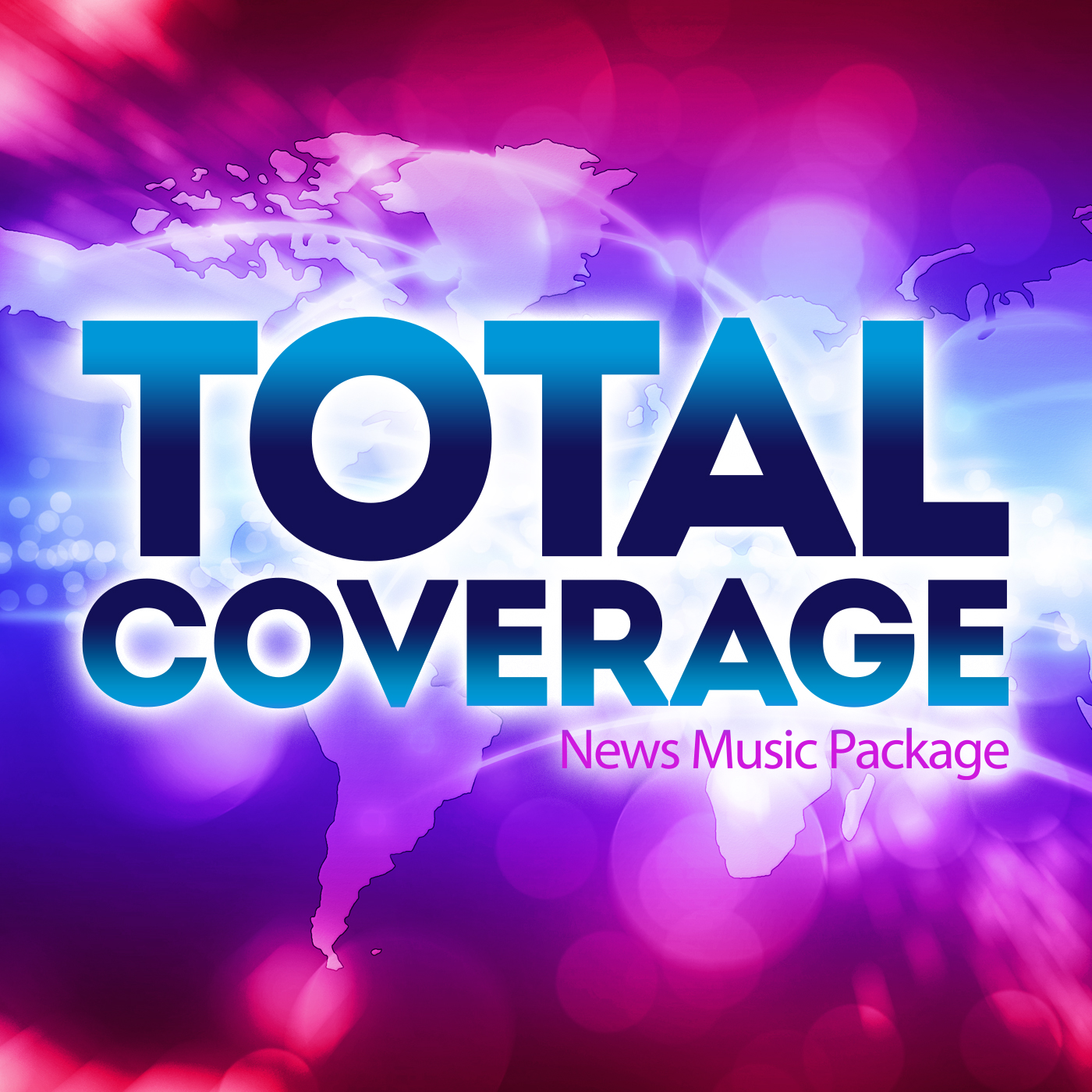 Total Coverage News Music Package