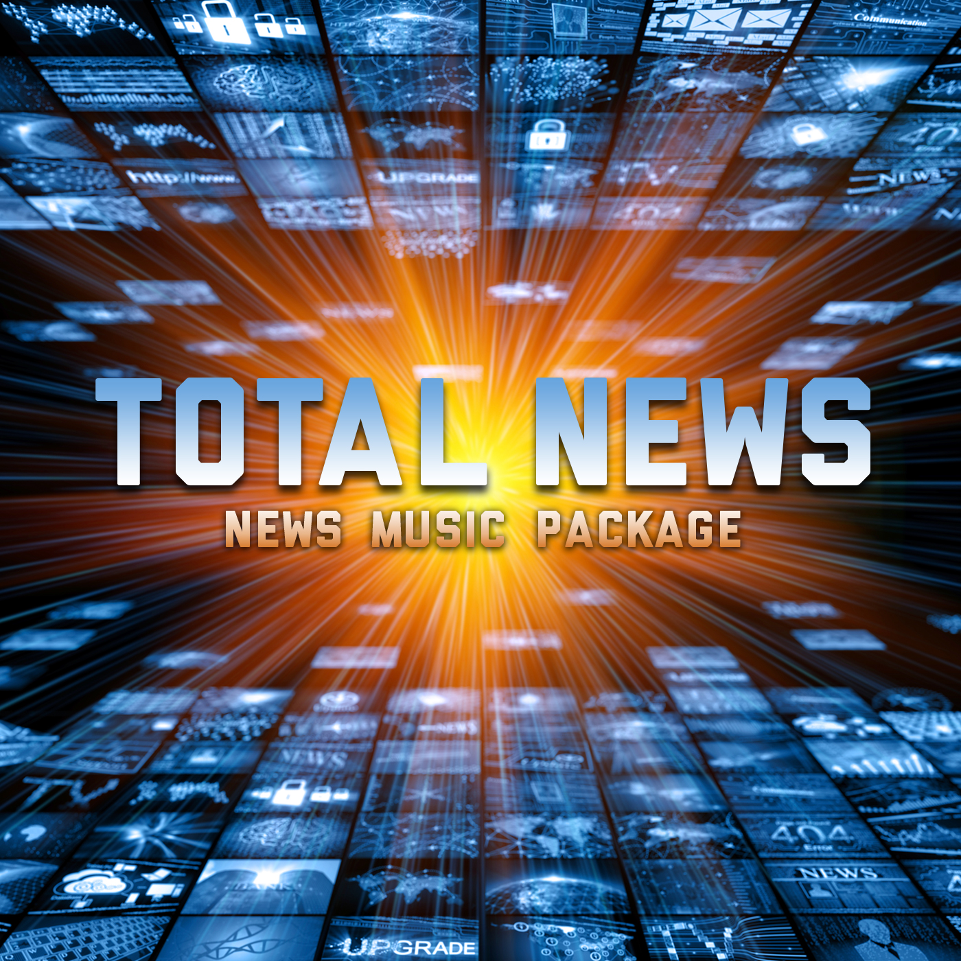 Total News Music Package