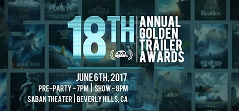 Celebrating '18th Annual Golden Trailer Awards' Nominations!